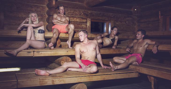 badkledingdag sauna zondag