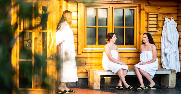 Sauna Oase